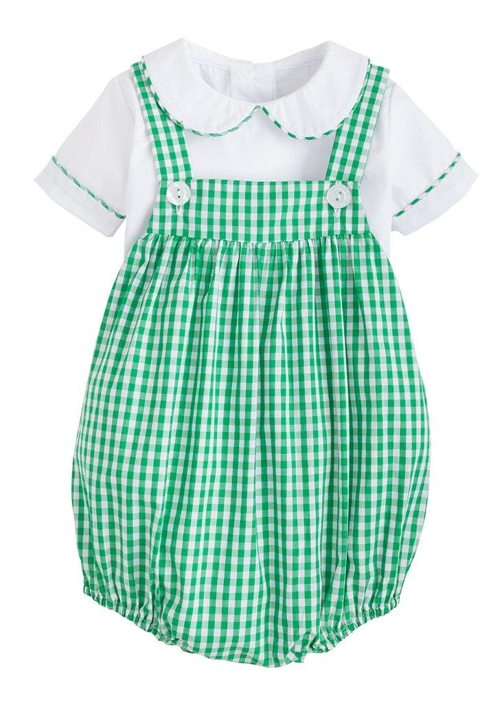 Little English Augusta Green Saratoga Bubble