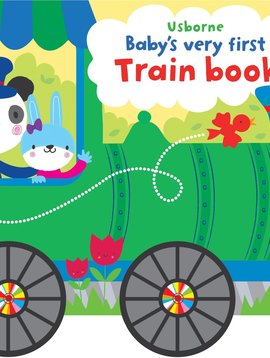 EDC/Usborne Baby's Very First Train Book