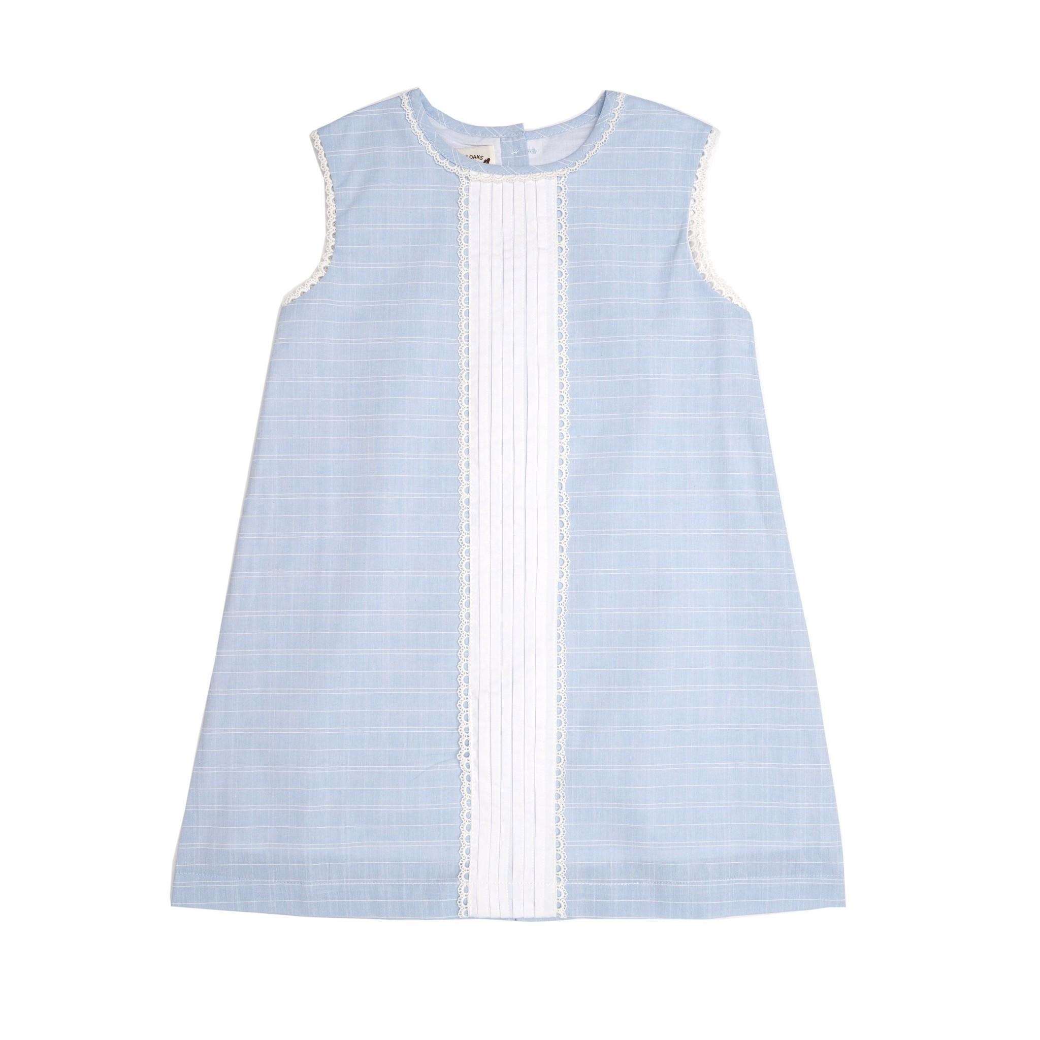 The Oaks Apparel Trinity Blue Dress