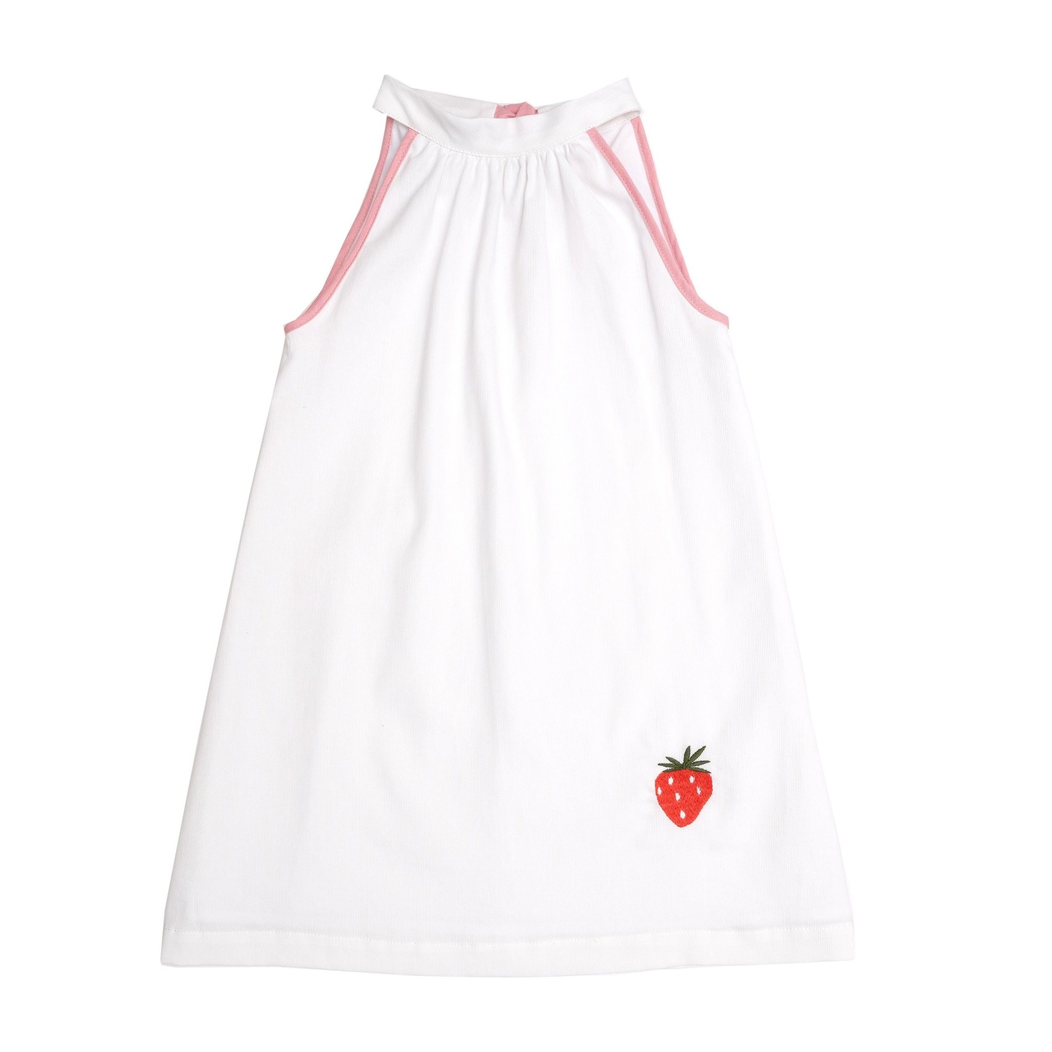 The Oaks Apparel Jewel Strawberry Dress