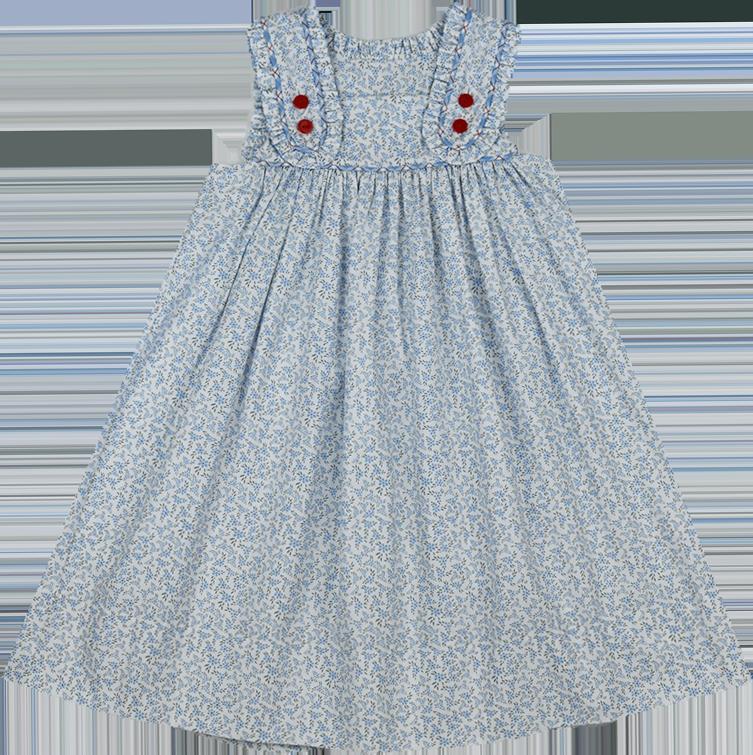 Lullaby Set Keep Blooming Frances Flap Dress