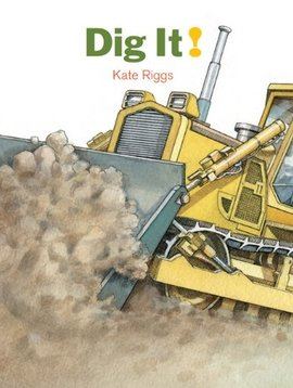 hachette book group Dig It! Book