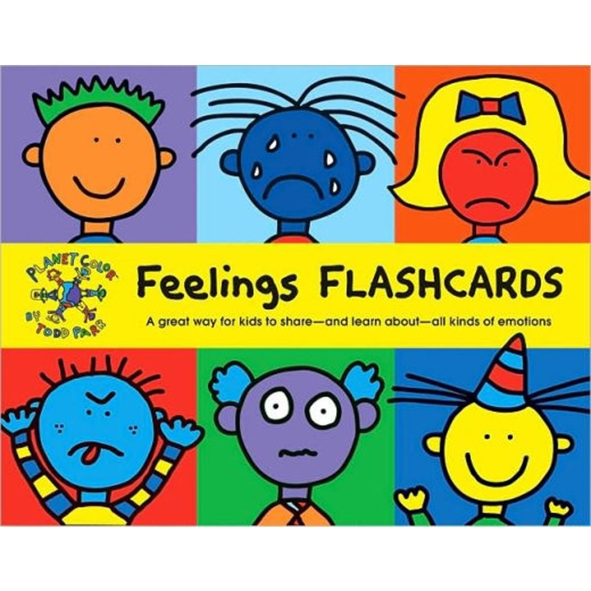 hachette book group Feelings Flash Cards