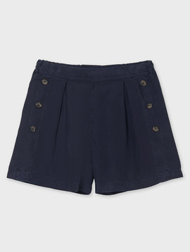 Mayoral Button Short Pant