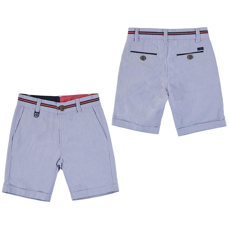 Mayoral Oxford Shorts