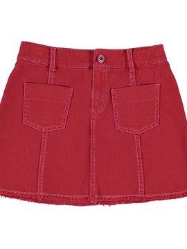 Mayoral Poppy Twill Skirt