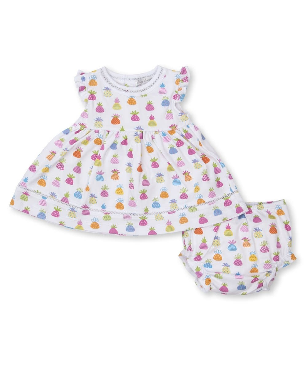Kissy Kissy Pineapple Island Dress Set