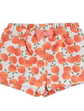Mayoral Cherry Sorbet Shorts