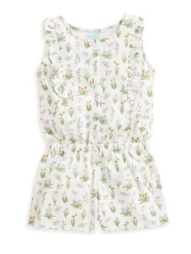 bella bliss Meadow Floral Bitty Romper