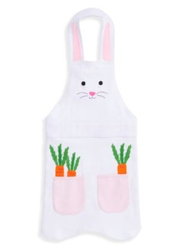bella bliss Applique Bunny Apron
