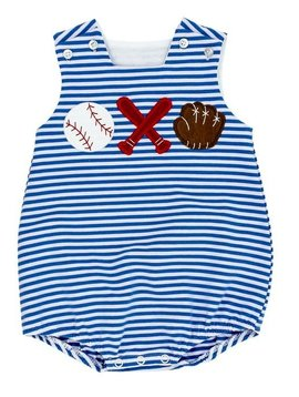 Bailey Boys Baseball Knit Bubble