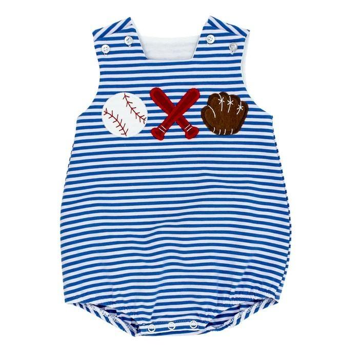Bailey Boys Baseball Knit Bubble