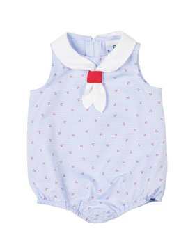 Florence Eiseman Girls Sailor Romper