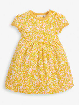 JoJo Maman Bebe Garden Duck Summer Dress