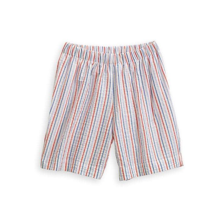 bella bliss Americana Seersucker Shorts