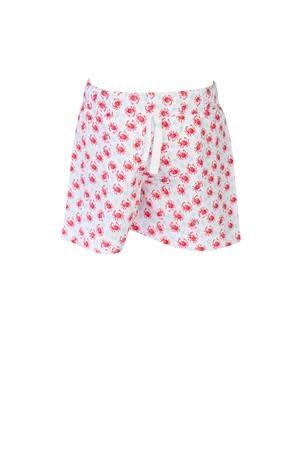 the proper peony Crab Boy Shorts