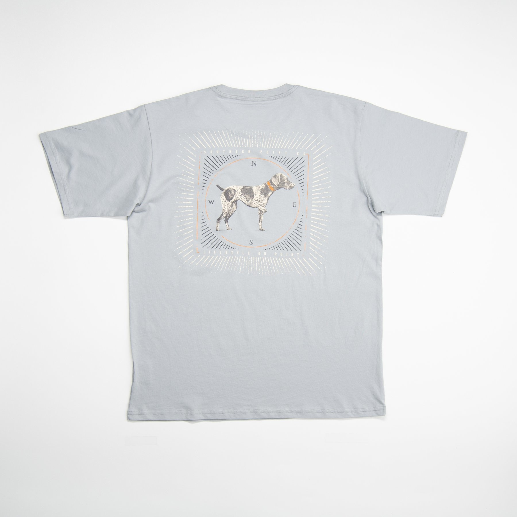 Southern Point Co. Compass Point Tee