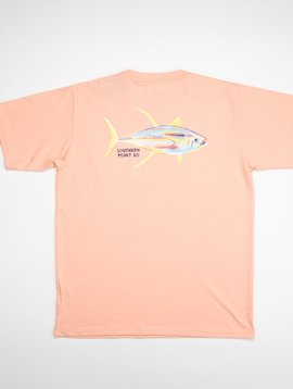 Southern Point Co. Yellow Fin Tee