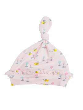 Angel Dear Little Bee Knotted Hat