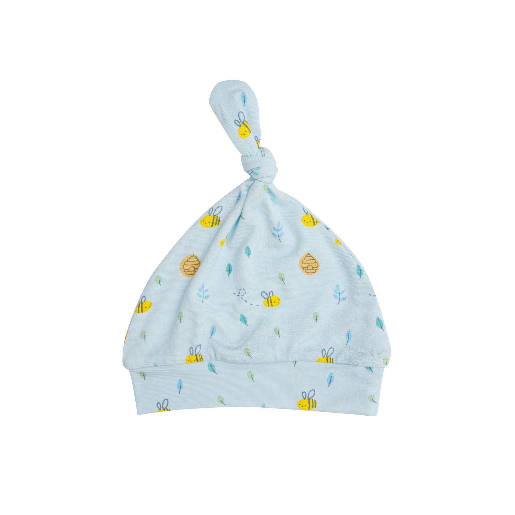 Angel Dear Little Bee Knotted Hat