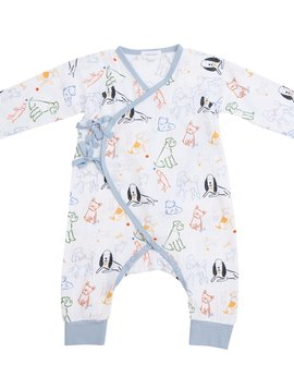 Angel Dear Bark Life Wrap Coverall