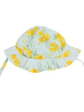 Angel Dear Daffodils Sunhat