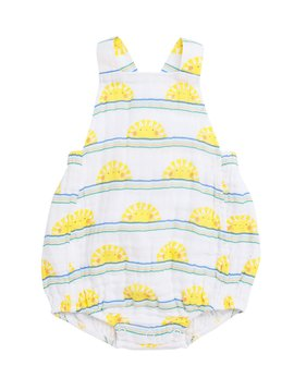 Angel Dear Sun Stripe Retro Sunsuit