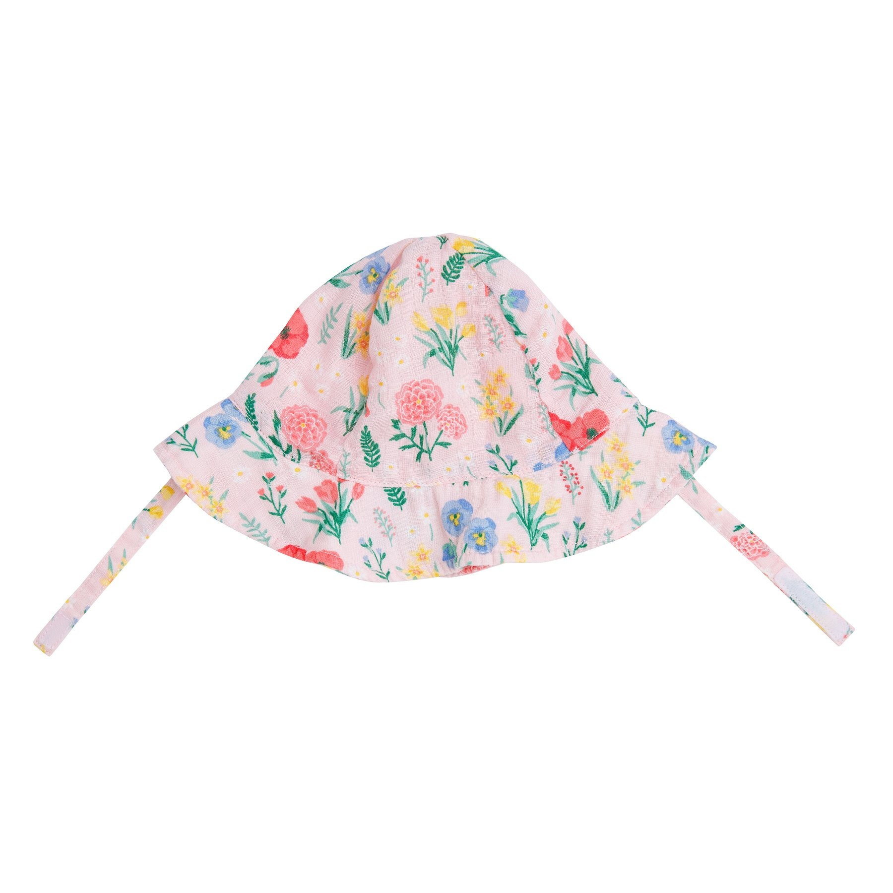 Angel Dear Summer Floral Sunhat