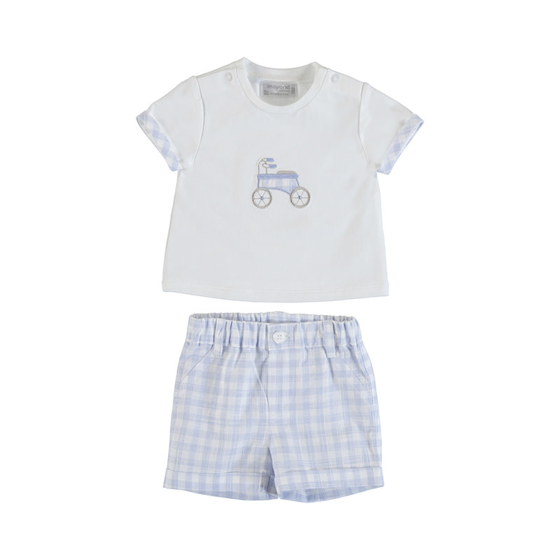 Mayoral Tricycle Short Set