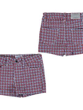 Mayoral Poppy Twill Shorts