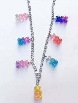 Lola & the Boys Gummybear Necklace