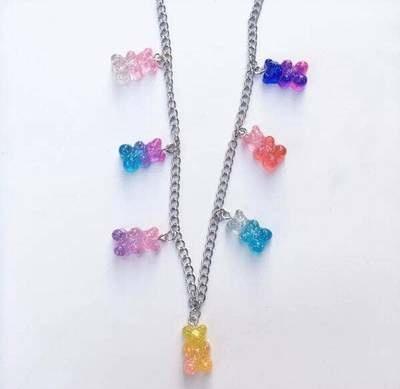 Lola & the Boys Gummybear Necklace