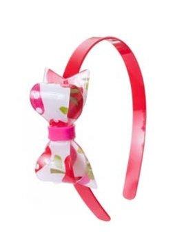 lilies&roses Strawberry Bow Headband
