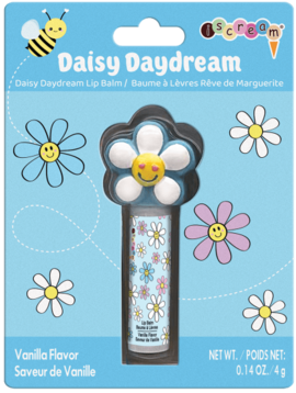 Iscream Daisy Lip Balm