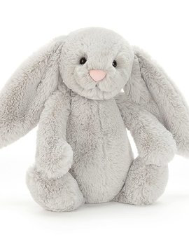 Jellycat Bashful Grey Bunny Large 14""