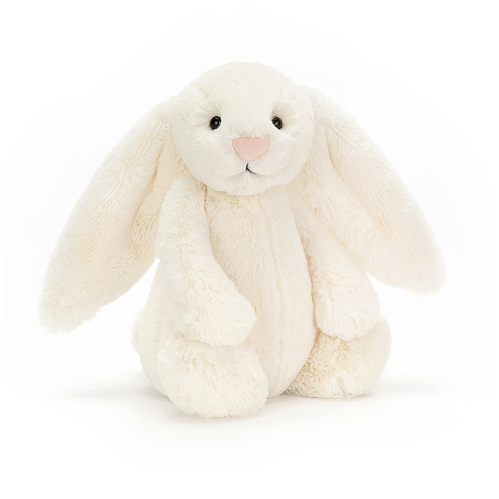 "Jellycat Bashful Bunny Medium (12"")"