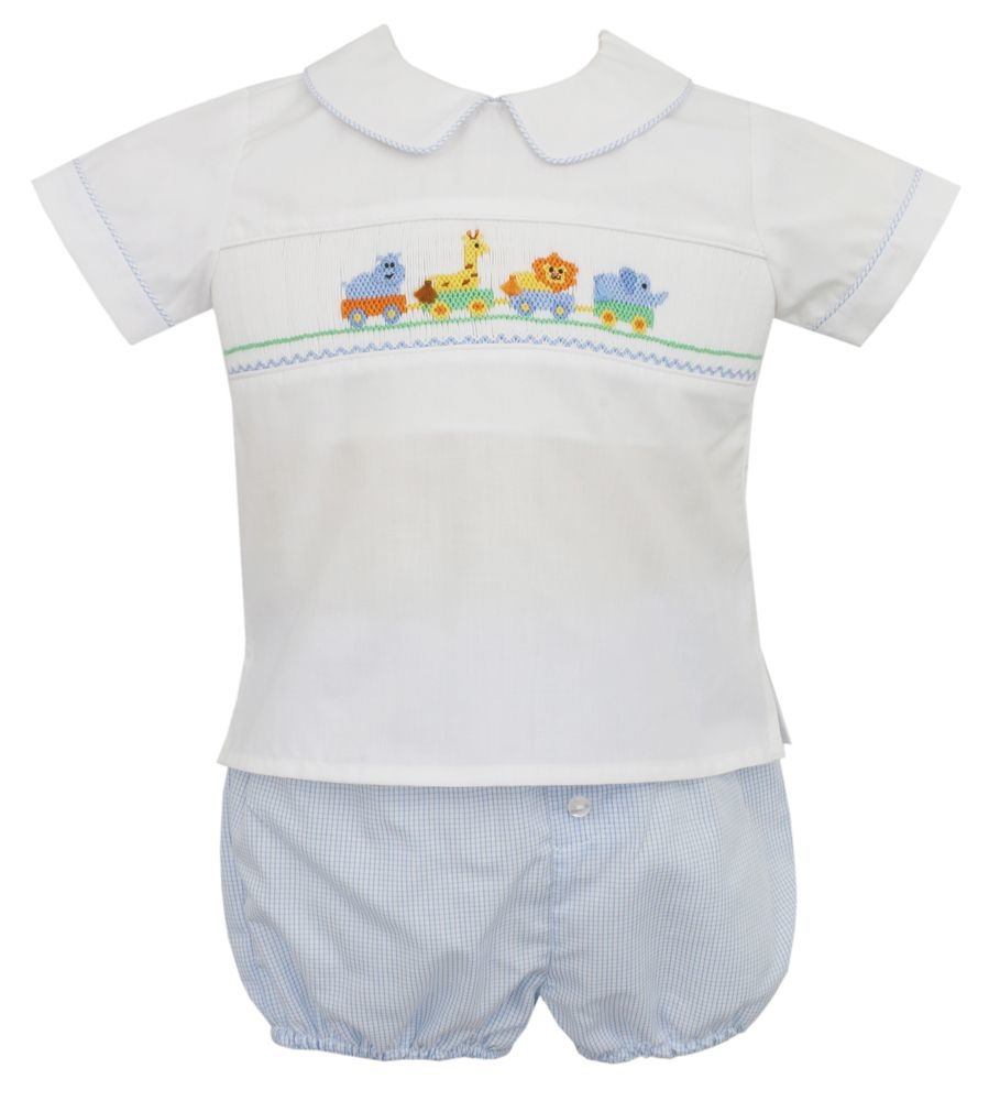 Anavini Animal Parade Diaper Set
