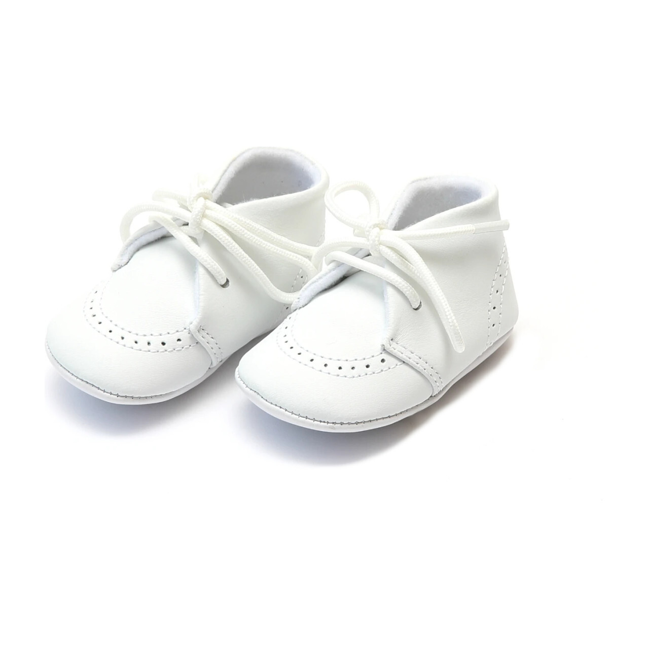 Angel Baby Shoes Traditional Crib Shoe