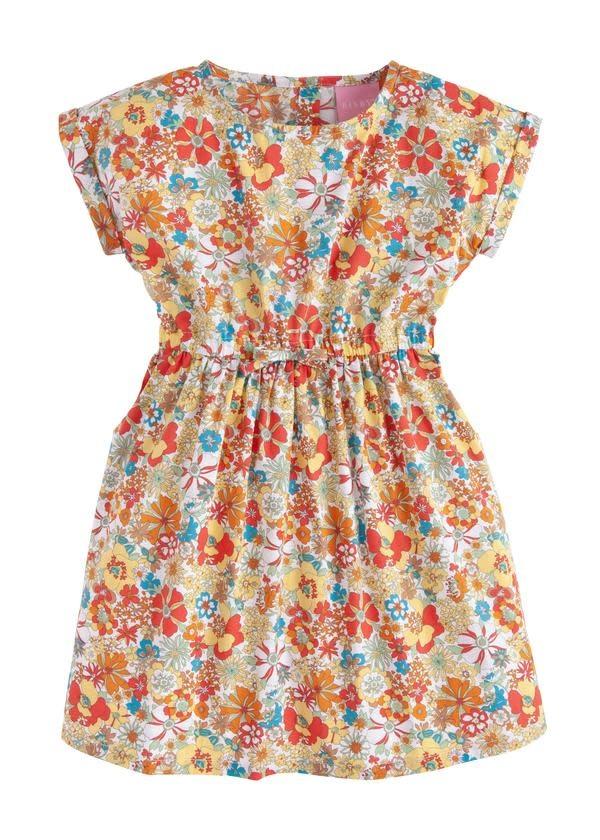 Bisby Tropical Daffodil Xie Xie Dress
