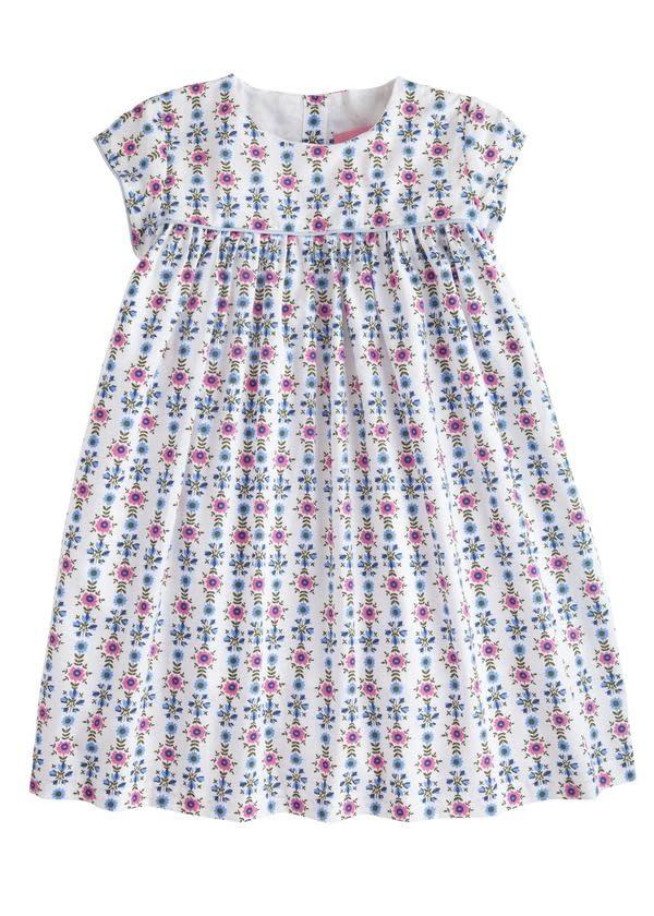 Bisby Scandi Floral Charlotte Dress