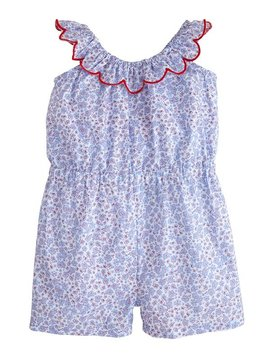 Bisby Tory Floral Liberty Romper