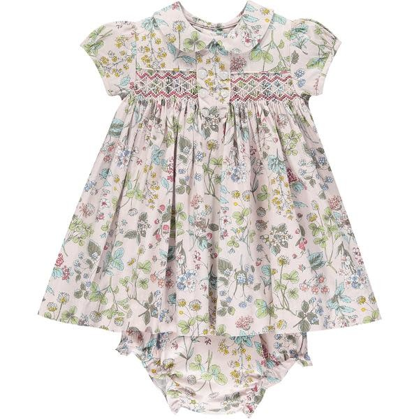 Question Everything Dolly  Baby Dress
