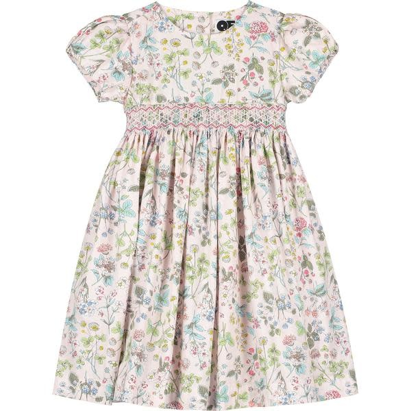 Question Everything Meadow Puff Sleeve Dress