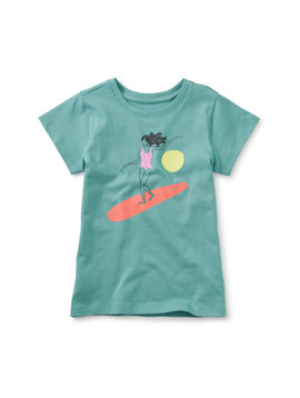 Tea Collection Lizzy Surfer Girl Tee