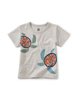Tea Collection Sea Turtles Graphic Tee