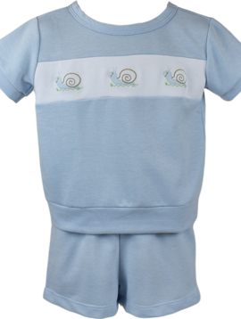Lullaby Set Snails Short Set