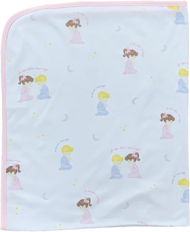 Lullaby Set For This Child Bundle Blanket