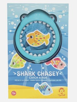 Tiger Tribe Shark Chasey Game
