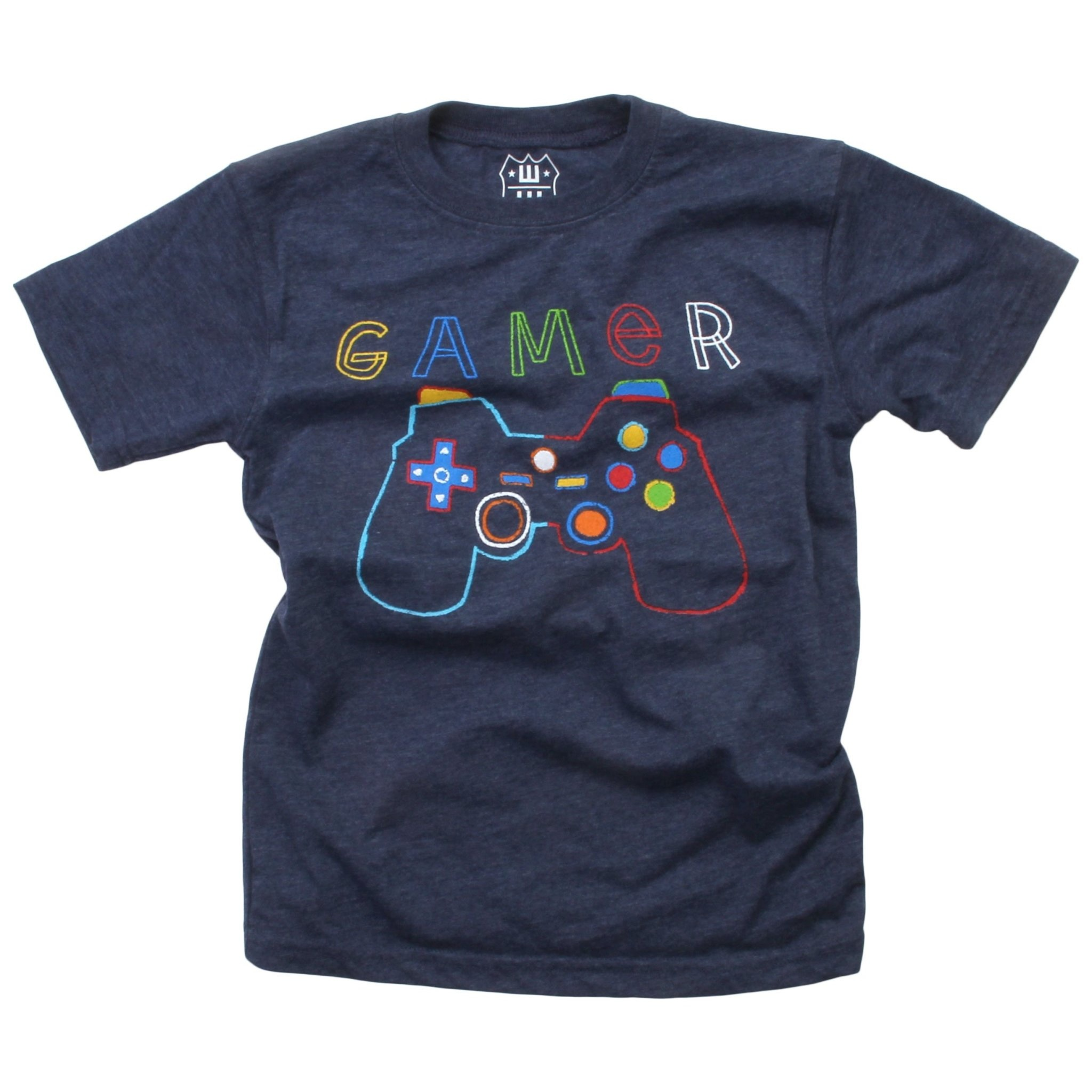 Wes and Willy Gamer Tee