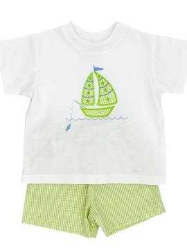 Bailey Boys Sail Away Short Set